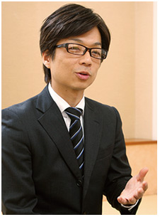 株式会社キタカタ代表取締役社長 坂井貴之